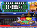 in-game screenshot : Wheel of Fortune 2 (pc) - Spin the Wheel for big bucks.