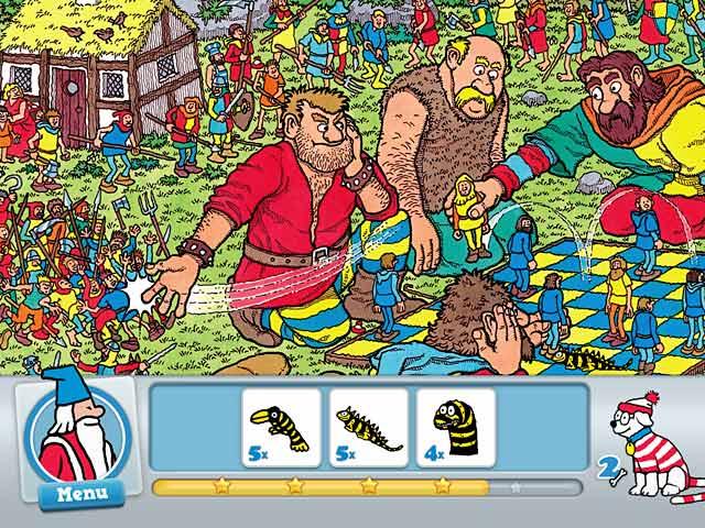 Bezpłatne pobieranie Where's Waldo: The Fantastic Journey