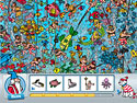 in-game screenshot : Where's Waldo: The Fantastic Journey (pc) - Search for Waldo with the whole family!
