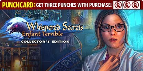 Whispered Secrets: Enfant Terrible Collector's Edition