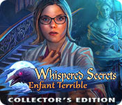 Whispered Secrets: Enfant Terrible Collector's Edition for Mac Game
