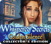 Whispered Secrets: Golden Silence Collector's Edition Game Featured Image