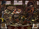 in-game screenshot : Whispered Stories: Sandman (pc) - Defeat the sinister Sandman!