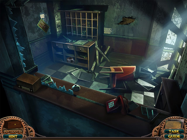 White Haven Mysteries Collector's Edition - Screenshot