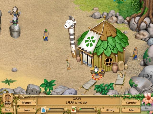 لعبة wild tribe كاملة للتحميل screen1.jpg
