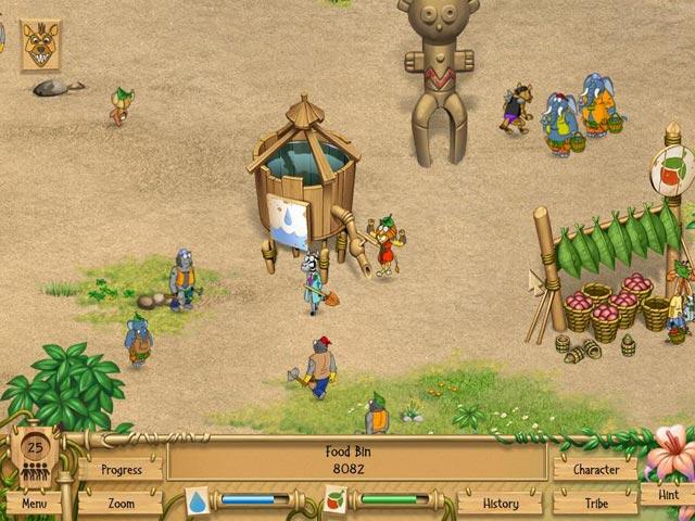 لعبة wild tribe كاملة للتحميل screen2.jpg