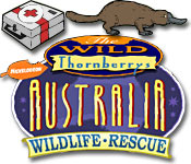 Wild Thornberrys Australian Wildlife Rescue Game Featured Image