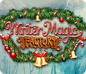 Winter Magic Factory Game Featured Image