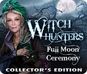 Witch Hunters: Full Moon Ceremony Collector's Edition for Mac Game