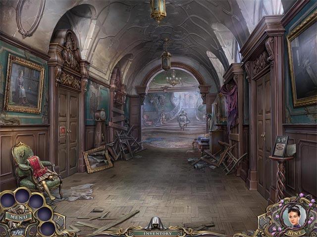 Gra Witch Hunters: Stolen Beauty Gra Bezpłatne