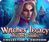Witches' Legacy: Awakening Darkness Collector's Edition Game Featured Image