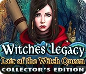Witches' Legacy: Lair of the Witch Queen Collector's Edition Game Featured Image