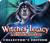 Witches' Legacy: Slumbering Darkness Collector's Edition Game Featured Image