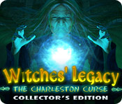 Witches' Legacy: The Charleston Curse Collector's Edition Game Featured Image