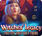Witches' Legacy: The City That Isn't There for Mac Game