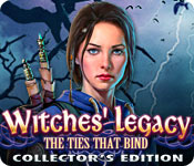 Witches' Legacy: The Ties That Bind Collector's Edition Game Featured Image