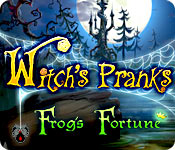 Witch's Pranks: Frog's Fortune Game Featured Image
