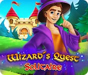 Wizard's Quest Solitaire Game Featured Image