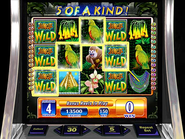 Wild Times Slot Machine - WMS Gaming Slots - Rizk Casino