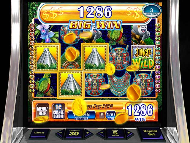 Bundle in the Jungle Slot Machine - Play Online for Free Now