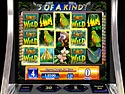 WMS Jungle Wild Slot Machine casual game - Screenshot 1