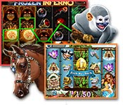 Buy PC games online, download : WMS Slots: Quest for the Fountain