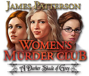 James Patterson Women's Murder Club: A Darker Shade of Grey - Mac