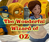 The Wonderful Wizard of Oz Feature Game