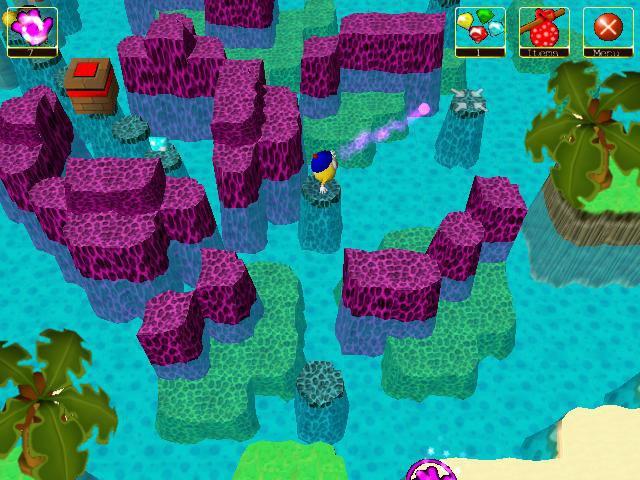 Gra Wonderland Adventures: Mysteries of Fire Island Gra Bezpłatne