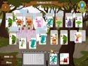 Wonderland Solitaire casual game - Screenshot 2