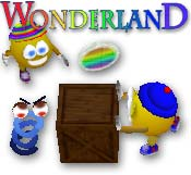 Wonderland Feature Game