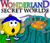 Wonderland Secret Worlds Feature Game