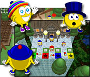 Wonderland Secret Worlds Game