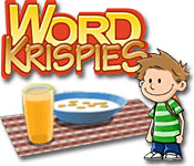 Word Krispies feature