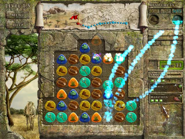 World Adventure Screenshots
