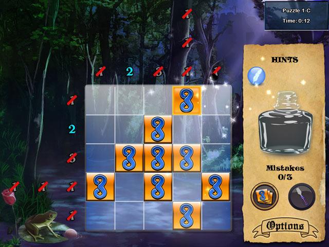 Gra World Mosaics 3 – Fairy Tales Gra Bezpłatne