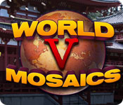 World Mosaics 5 Game Featured Image