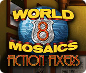 World Mosaics 8: Fiction Fixers for Mac Game