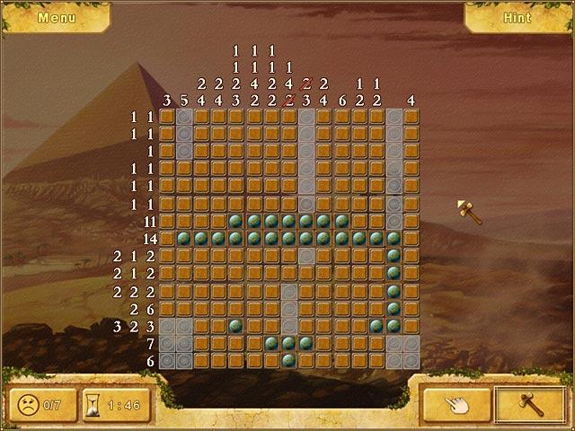 Gra World Riddles: Seven Wonders Gra Bezpłatne
