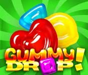 Gummy Drop! Game Featured Image
