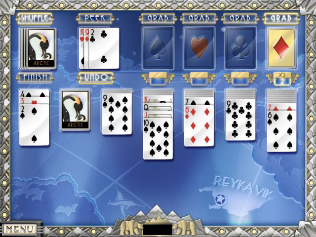 Click To Download World Class Solitaire