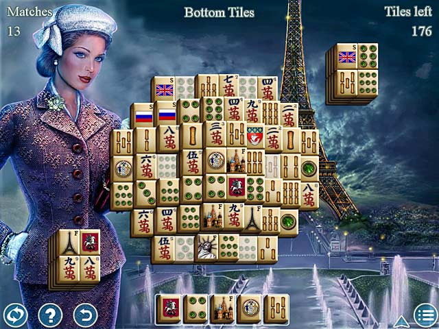 Gra World`s Greatest Cities Mahjong Gra Bezpłatne