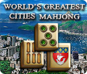 World's Greatest Cities Mahjong - Mac