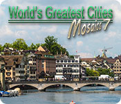 World's Greatest Cities Mosaics 7 for Mac Game