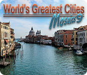 World's Greatest Cities Mosaics 9 for Mac Game