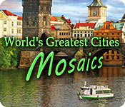 World's Greatest Cities Mosaics for Mac Game