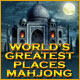 World's Greatest Places Majhong Game