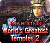 World's Greatest Temples Mahjong 2 Game Featured Image