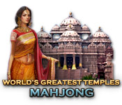 World's Greatest Temples Mahjong Game Featured Image