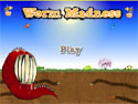 in-game screenshot : Worm Madness (og) - Experience some Worm Madness!